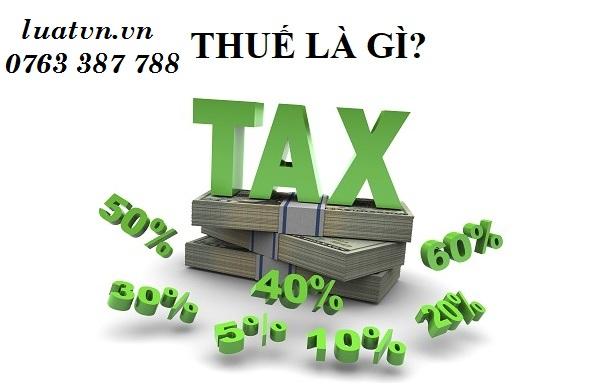 Cách tính thuế cho các hộ kinh doanh cá thể?