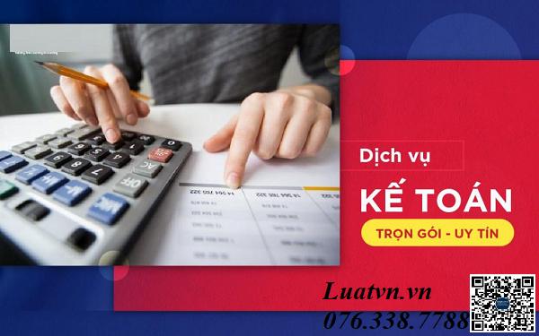 Dịch vụ thuế dành cho doanh nghiệp trọn gói năm 2021