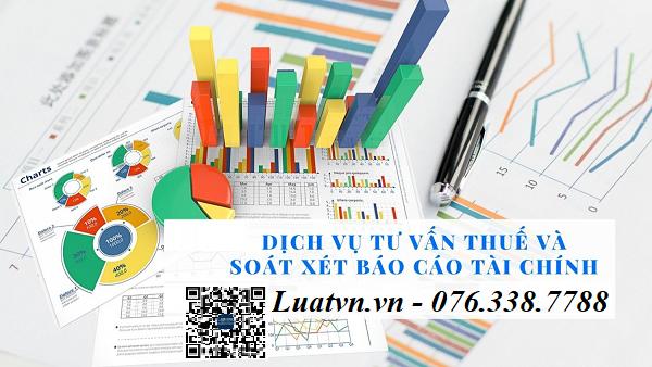 Thuê dịch vụ kế toán và tư vấn thuế uy tín tại Luatvn.vn