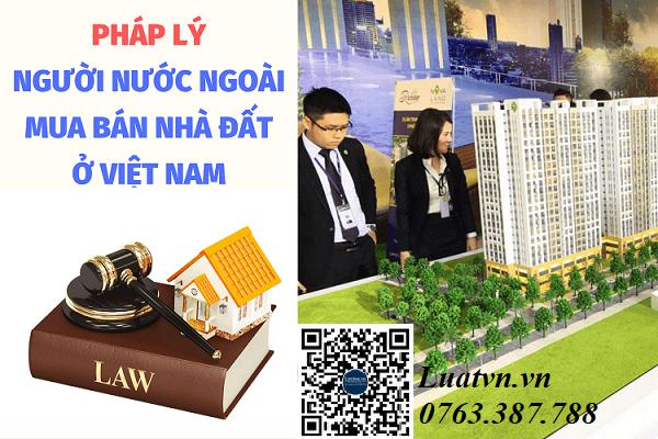 Tư vấn việc mua đất đai của người nước ngoài định cư tại Việt Nam