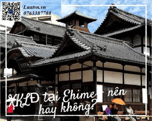 Tỉnh Ehime Nhật Bản – hành trình về đất thánh Shikoku
