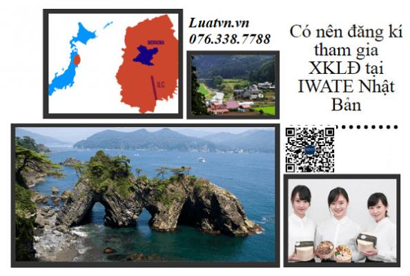 Tỉnh Iwate Nhật Bản – vùng đất danh cho người lao động