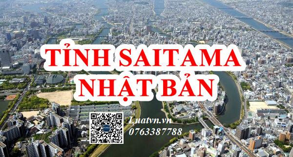 Tỉnh Saitama Nhật Bản – Nơi lưu dấu của những chuyến xe lửa